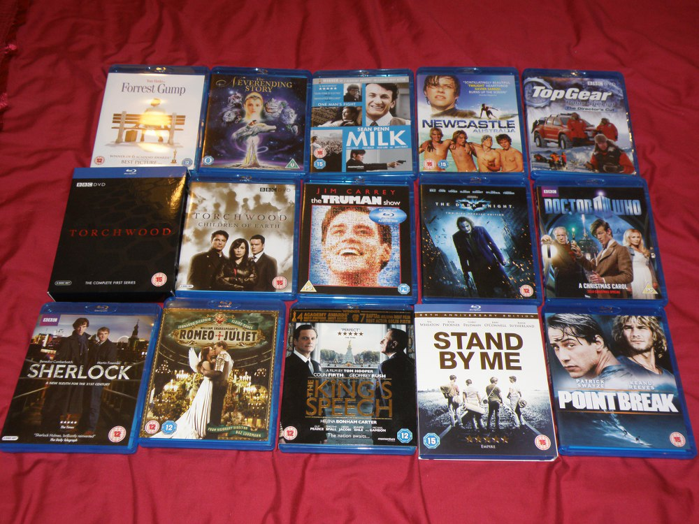 my blu ray collection so far gordon valentine 39 s homepage. Black Bedroom Furniture Sets. Home Design Ideas