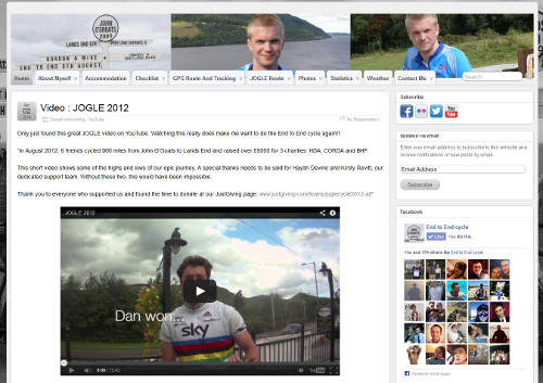 endtoend-cycle website (02-04-2014)