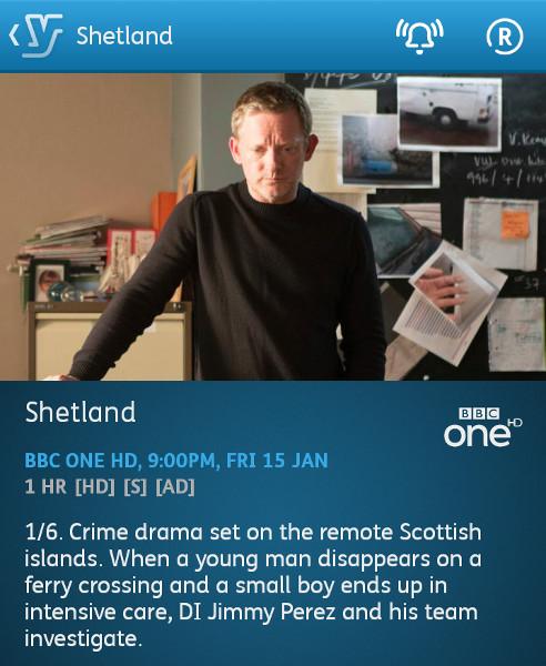 Shetland - 15-01-2016 - YouView app