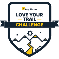 Amp Human Love Your Trail Challenge