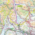 Place's I have cycled to from Killearn (updated 05/06/2013)