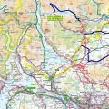 Place's I have cycled to from Killearn (updated 15/05/2012)