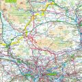 Place's I have cycled to from Killearn (updated 20/04/2011)