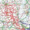 Place's I have cycled to from Little Bytham (updated 22/08/2011)