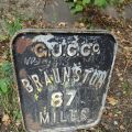 87 miles to Braunston