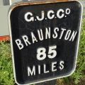 85 miles to Braunston