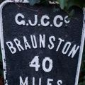 40 miles to Braunston