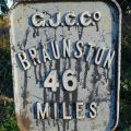 46 miles to Braunston