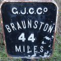 44 miles to Braunston
