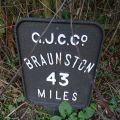 43 miles to Braunston