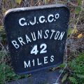 42 miles to Braunston