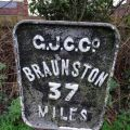 37 miles to Braunston