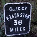 36 miles to Braunston