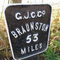 53 miles to Braunston