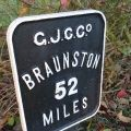 52 miles to Braunston