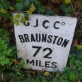 72 miles to Braunston