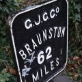 62 miles to Braunston