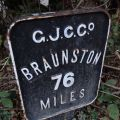 76 miles to Braunston