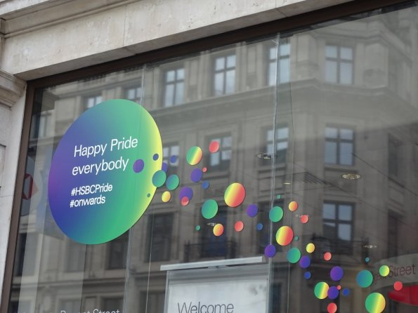 Pride in London 2017