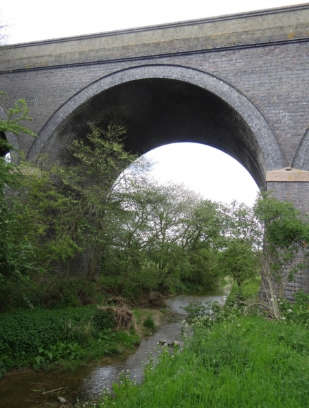 239 Lound Viaduct on Bourne to Saxby line