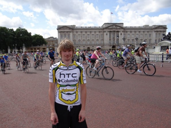 Prudential RideLondon FreeCycle 2013