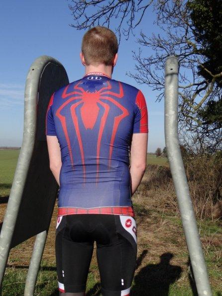 Under Armour Alter Ego Compression Top Amazing Spider Man