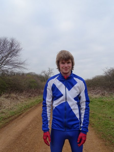 Scotland training jacket + Morphsuit