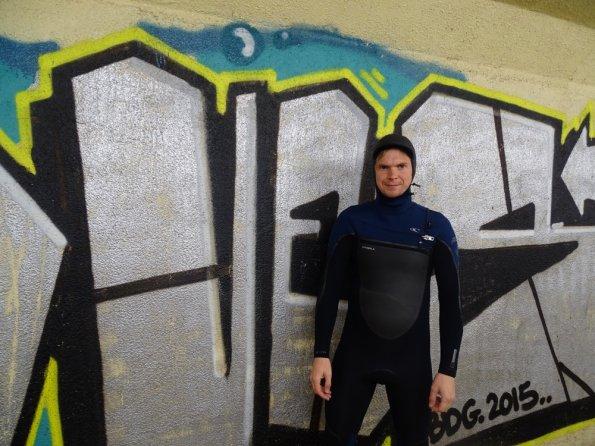 O'Neill Hooded Psychotech FZ 6/4 FSW wetsuit