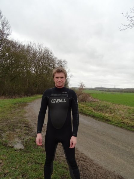O'Neill 5/4 Mutant wetsuit