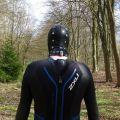 Regulation custom rubber hood