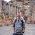 Myself at Bothwell Castle