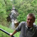 Myself at Falls of Clyde