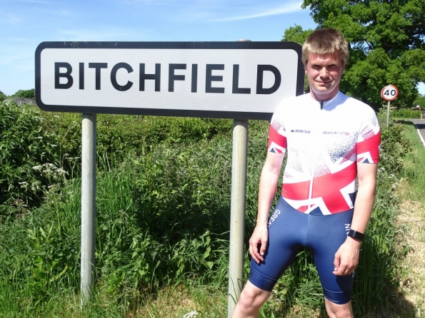My favourite village name, Bitchfield