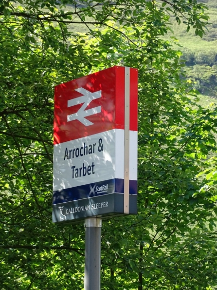 Arrochar and Tarbet railway station