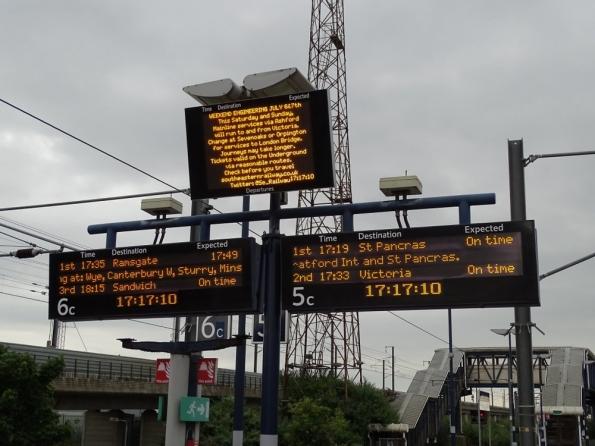 Ashford International railway station