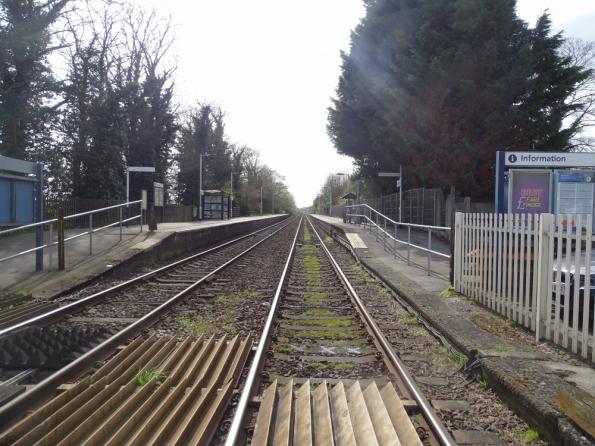 Burton Joyce railway station