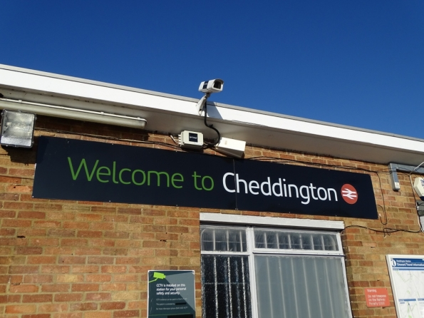 Cheddington railway station