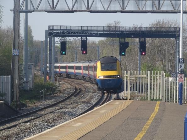 Kettering railway station