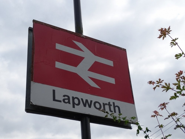 Lapworth railway station