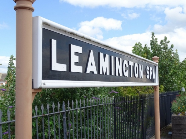 Leamington Spa railway station