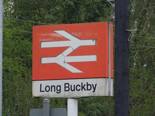 Long Buckby railway station
