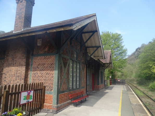 Matlock Bath railway station