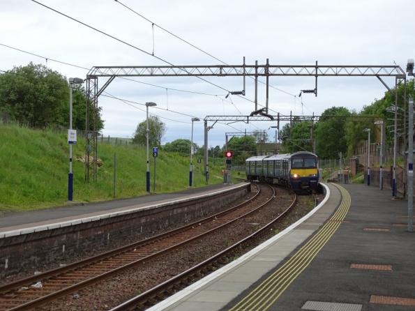 Neilston railway station