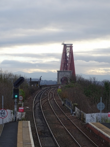 North Queensferry railway station
