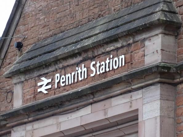 Penrith railway station