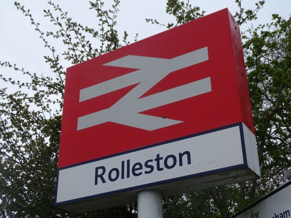 Rolleston railway station