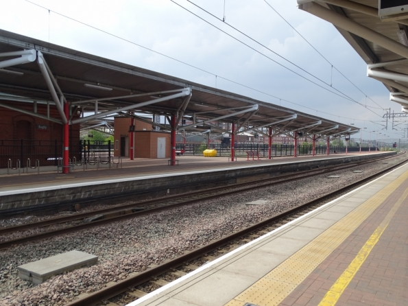 Rugby railway station