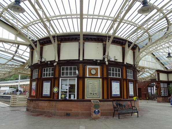 Wemyss Bay railway station