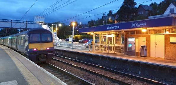 Westerton railway station