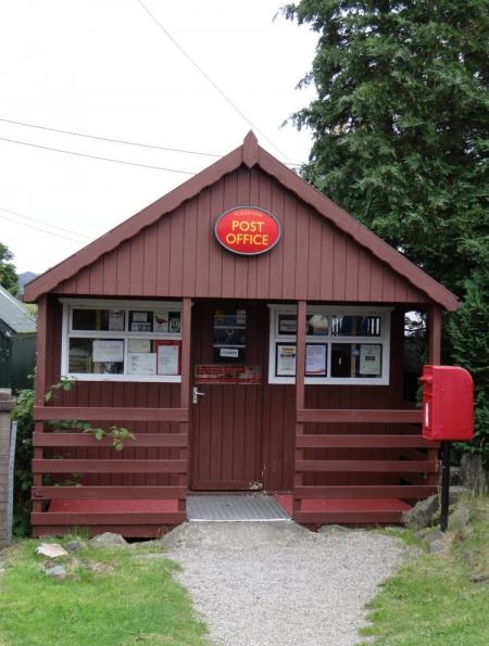 Plockton Post Office